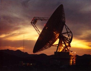 Goldstone_DSN_antenna